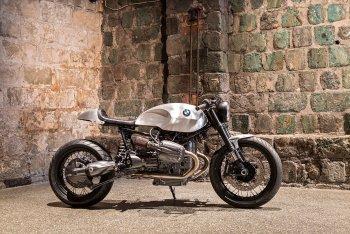 BMW R1150 GS, mô tô Adventure biến hóa Café Racer tuyệt đẹp