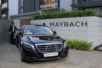 Ra mắt Mercedes-Maybach S400 và S500 giá chỉ 6,9 tỷ đồng