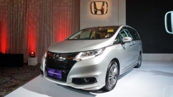 Honda Odyssey 2017 ra mắt Indonesia, giá 1,2 tỷ