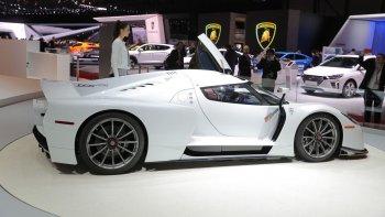 James Glickenhaus lỗ 5 triệu USD khi bán mỗi siêu xe 003S