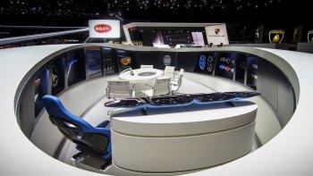 Gian hàng của Bugatti ấn tượng nhất triển lãm Geneva 2017