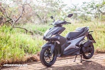 Yamaha NVX bị tố lỗi hệ thống giảm xóc sau
