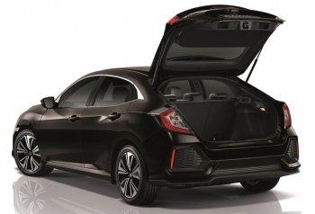 Chi tiết Honda Civic Hatchback 2017 vừa ra mắt tại Thái Lan