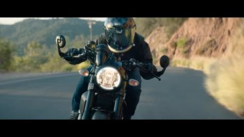 Video quảng bá Ducati Scrambler Café Racer nức lòng người hâm mộ