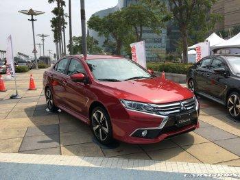 Mitsubishi Grand Lancer 2018 bất ngờ xuất hiện