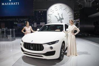 Maserati triệu hồi Levante lần thứ 4