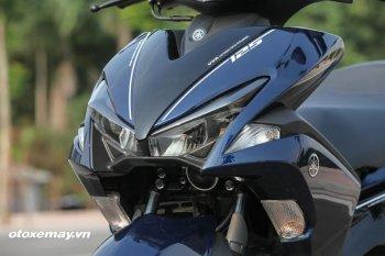 Yamaha NVX 125 có gì khác với phiên bản 155