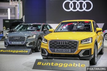 """Compact SUV Audi Q2 """"chào"""" thị trường Thái với giá 66.000 USD"""