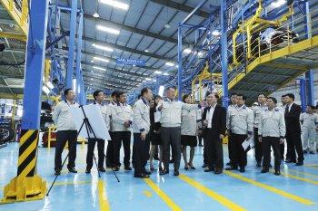 Thành Công lên kế hoạch xuất khẩu xe Hyundai