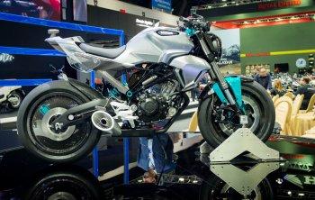 Honda tung concept 150SS Racer tại Bangkok Motor Show 2017
