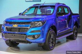Chevrolet Colorado High Country Storm: bản đặc biệt dành riêng cho người Thái