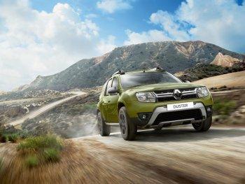 Renault Việt Nam tung khuyến mãi hot nhất năm cho xe SUV 4x4 Duster