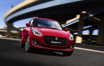 "Suzuki Swift Sport mới ""giảm cân"" chỉ còn 870kg"