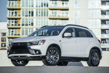 Mitsubishi Motors giới thiệu Outlander Sport 2018 tại Mỹ