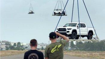 TRD Pro Challenge: bộ 3 xe Toyota du ngoạn Việt Nam