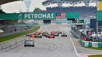 Malaysia chính thức chấm dứt hợp đồng tổ chức F1 kể từ năm 2018