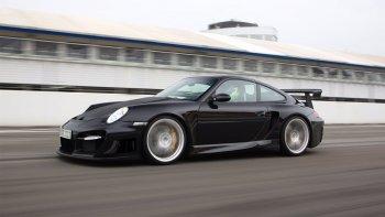 TechArt và 30 năm đam mê độ xe Porsche