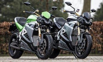 Energica công bố chi tiết hai mẫu môtô điện Ego và Eva 2017
