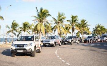 Isuzu Việt Nam triệu hồi 191 xe SUV mu-X