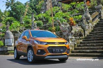 """Cầm lái Chevrolet Trax tại """"thiên đường nhiệt đới"""" Bali"""