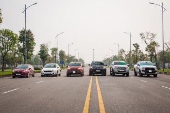 Ford mời khách hàng toàn quốc lái thử xe