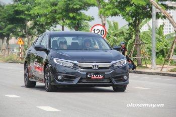 Honda Civic tại Việt Nam có thể bị lỗi quá nhiệt động cơ