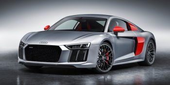 Audi tung phiên bản đặc biệt của chiếc R8 Coupe