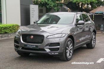 """Chi tiết Jaguar F-Pace """"Xe của năm 2017"""" tại Việt Nam"""