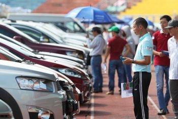 Cơ hội mua xe giá tốt tại Chợ Săn Xe lần thứ 5