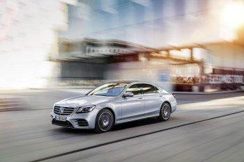 Mercedes-Benz S-Class 2018 trình làng với tùy chọn phiên bản mới