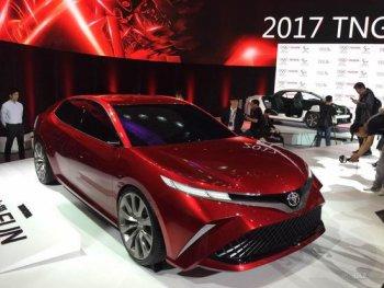 Toyota Fun Concept – tương lai của Toyota Camry ?