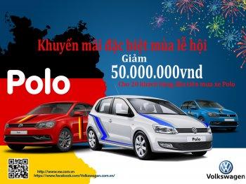 Volkswagen ưu đãi cho khách hàng mua xe dịp lễ 30/4-1/5