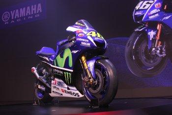 Yamaha trưng siêu xe môtô gắn quốc kỳ Việt Nam tại Triển lãm Môtô Xe máy 2017