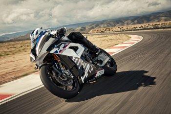 BMW vén màn siêu mô tô HP4 Race 215 mã lực