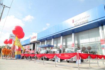 Isuzu mở thêm đại lý bán SUV, pick-up, xe tải tại miền Tây