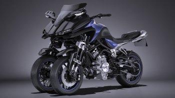 Honda cùng Yamaha cạnh tranh nảy lửa ở phân khúc mô tô ba bánh