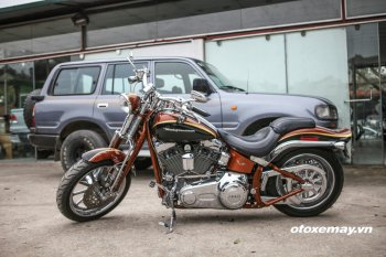 Harley-Davidson Springer CVO 105th Anniversary cực ấn tượng