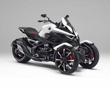 Honda NeoWing sẽ không đơn thuần chỉ là một concept