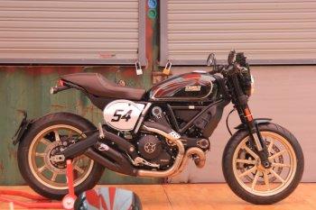 Ducati Scrambler Cafe Racer 2017 chất chơi lạ tại Sài Gòn