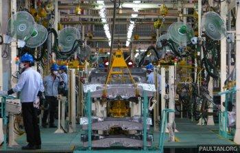 Mitsubishi Motors vượt Toyota, Honda về xuất khẩu ôtô