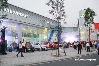 Đại lý 3S thứ 22 của Chevrolet tại Việt Nam đi vào hoạt động