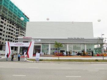 Honda khai trương đại lý 5S thứ 18 tại Việt Nam