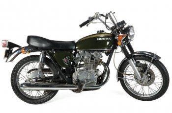 Honda CB450 đắt nhất thế giới