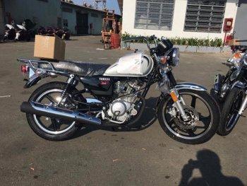 Yamaha YB125 SP mới về Việt Nam