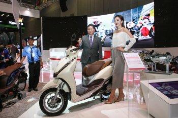 VMCS 2017: Honda Lead 125cc lần đầu tiên được trang bị Smart Key