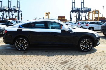 Audi A5 bản đặc biệt về Việt Nam, sẵn sàng phục vụ APEC 2017