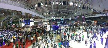 VMCS 2017: Ngày hội môtô xe máy thu hút 155.000 khách tham quan