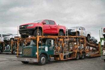 Siêu bán tải Chevrolet Colorado ZR2  đã sẵn sàng tới tay khách