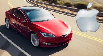 Apple có thể thâu tóm hãng xe điện Tesla