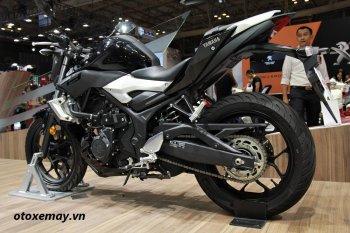 Yamaha Việt Nam chính thức phân phối MT-03 ABS hậu VMCS 2017